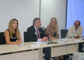 Seminário, Mesa 1: aspectos constitucionais da Reforma da Previdência e impactos econômicos e sociais